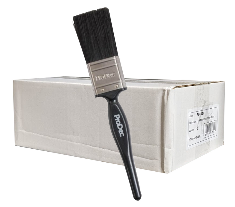 ProDec Trade Pro Paint Brushes (Boxes)