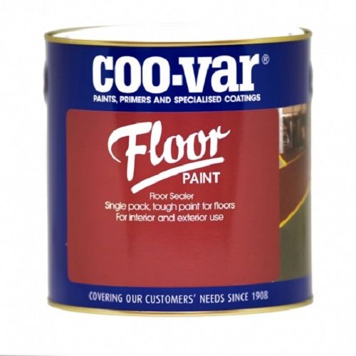 Coo-Var Floor Sealer Clear