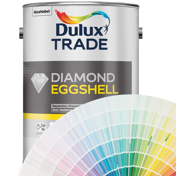 Dulux Trade Diamond Eggshell (All Colours)