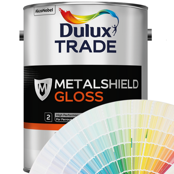 Dulux Trade Metalshield Gloss (All Colours)