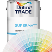 Dulux Trade Supermatt (Colour)