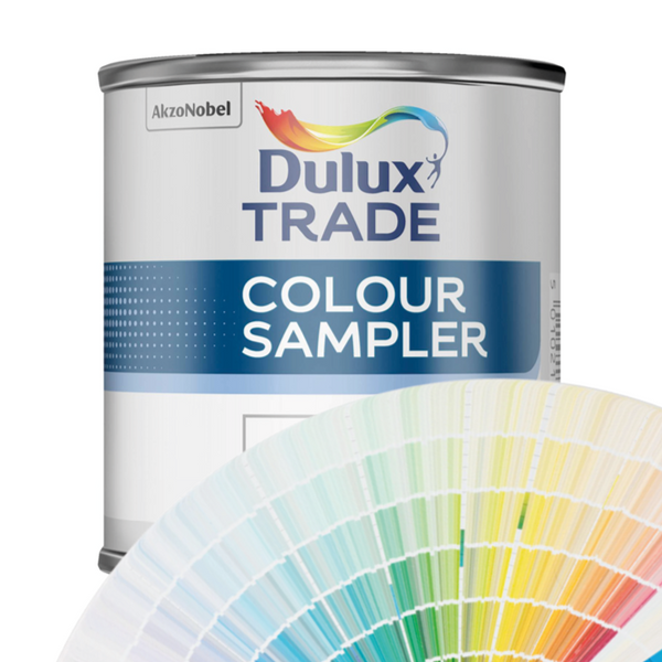 Dulux Trade Colour Sampler 250ml (All Colours)