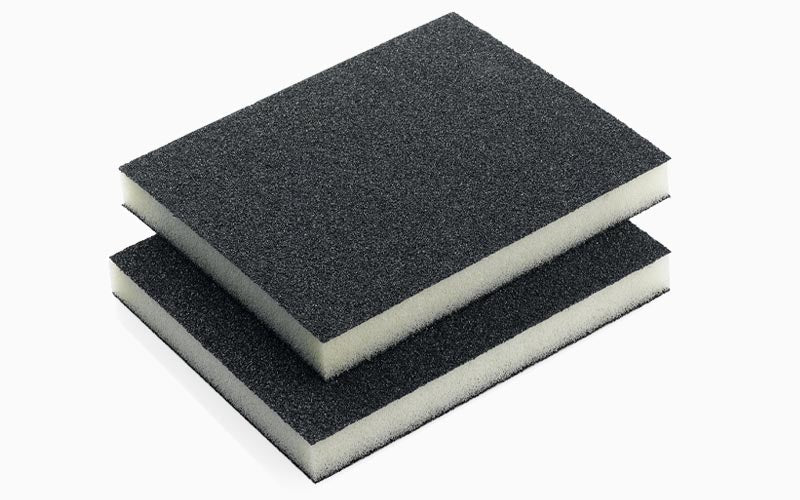Indasa Double-Sided Foam Sanding Pads (Packs of 10)