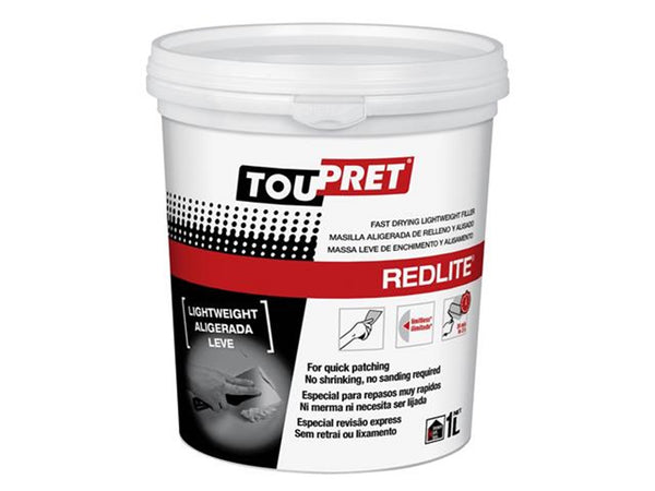 Toupret Redlight Filler