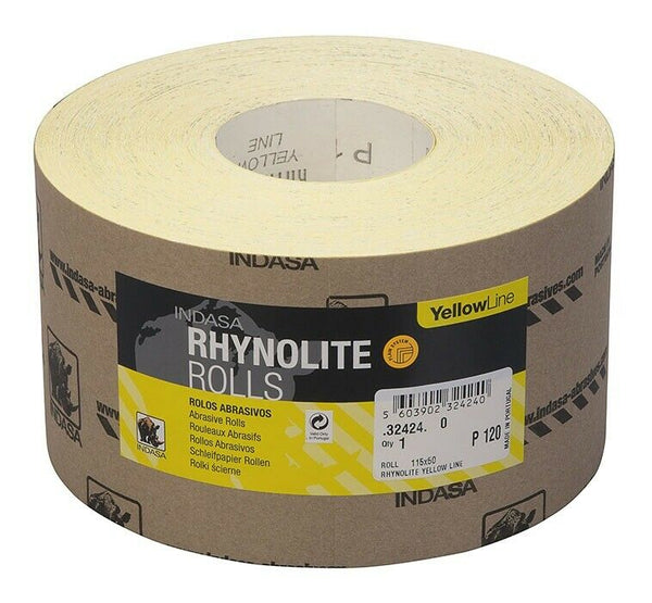 50m Rhynolite Sandpaper (All Grades)