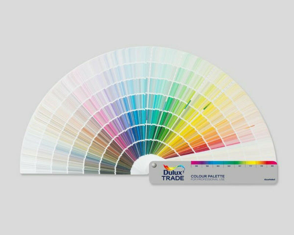 Dulux Trade Professional Colour Fan Deck 2019/2020