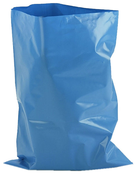 Heavy-Duty Blue Rubble Sacks (Pack of 6)