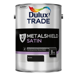 Dulux Trade Metalshield Satin Black