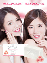 Load image into Gallery viewer, MIRACLE WHITE Glutathione Soap