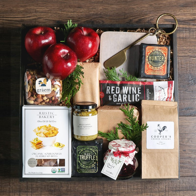 Farmhouse Cheese Crate