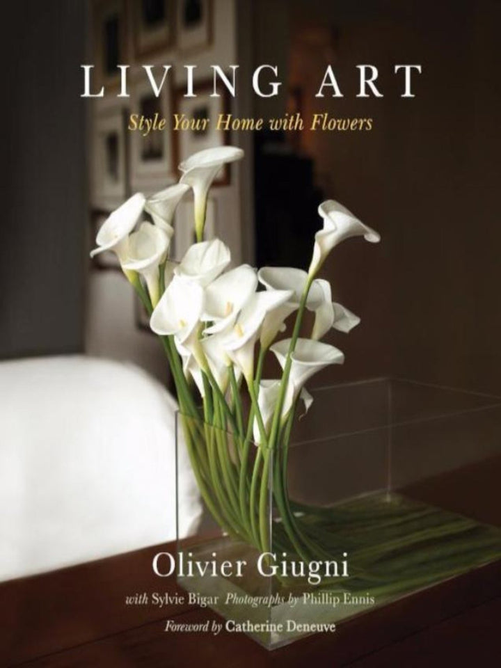 Book - Living Art: Style Your Home with Flowers