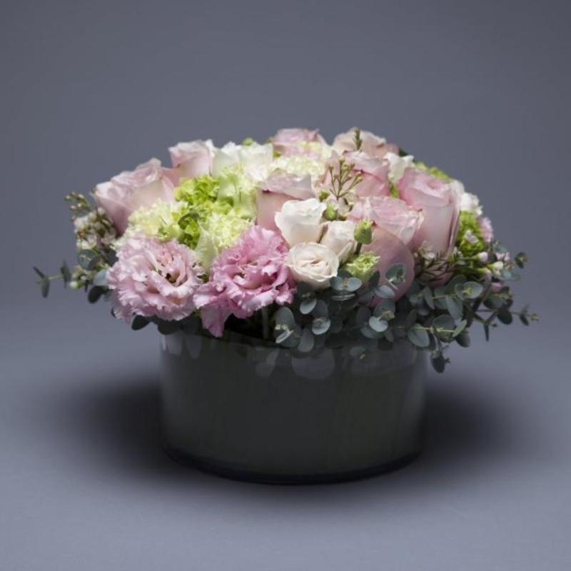 Light Pink Centerpiece
