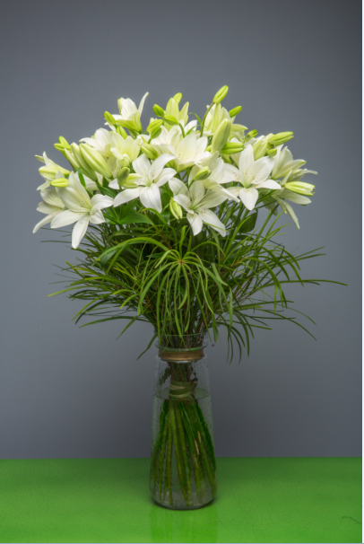 Luxe Lilies