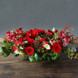 Holiday Jewel Centerpiece