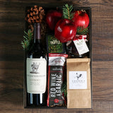 Red Wine Crate