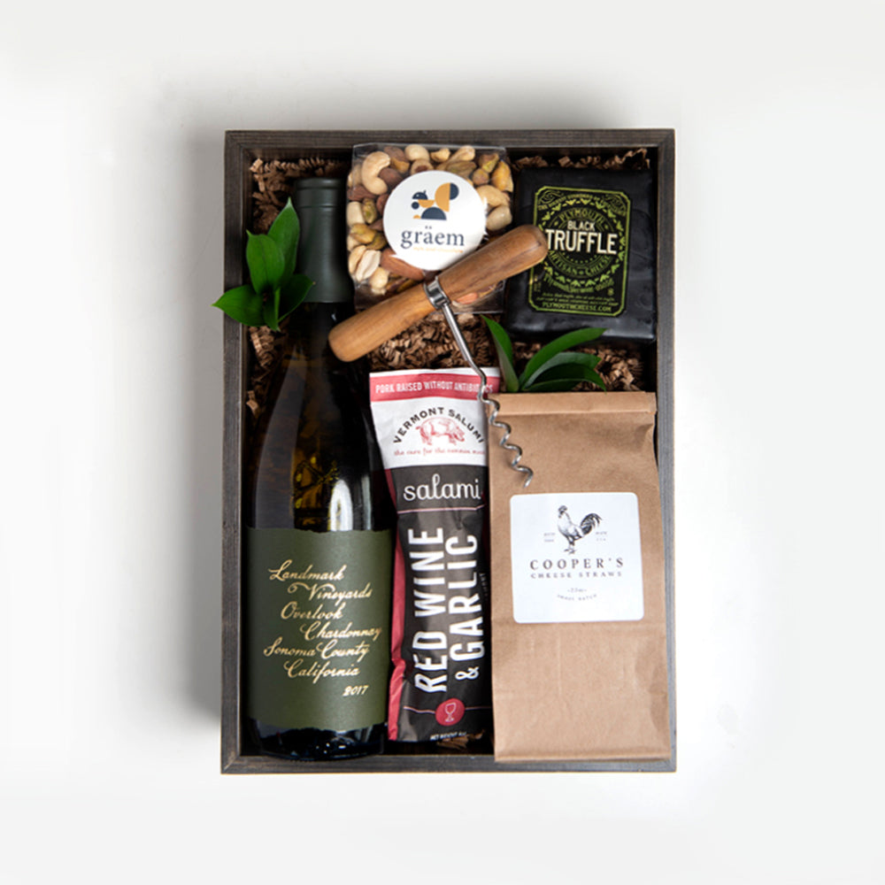White Wine Crate