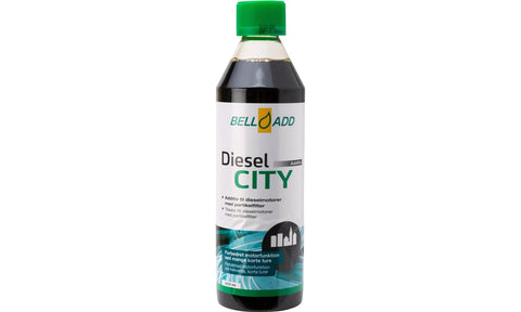 BELL ADD Diesel City 500 ml. - lfmotoroptimering.dk