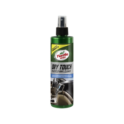 Turtle Wax DRY TOUCH PLASTIC & VINYL CLEANER 300ML - lfmotoroptimering.dk