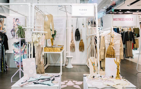 Topshop x Flook the Label x Puck Wanderlust x Shine Shack