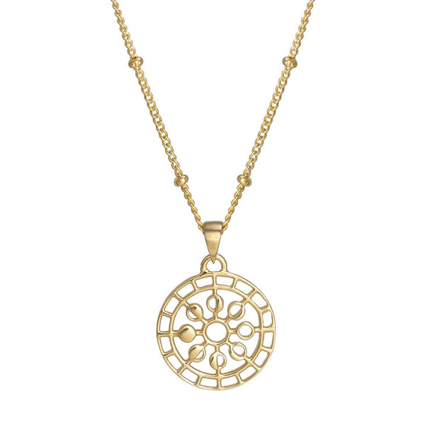 Puck-Wanderlust-Gold--Mini-Moon-Mandala-Pendant-Satelite-Chain-Crop