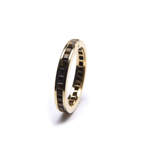 Puck Wanderlust_Gold Tigers Eye Eternity Ring__White Background