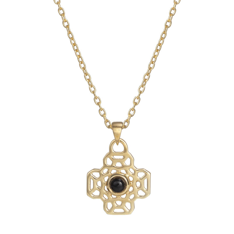 Puck-Wanderlust-Gold-Black-Onyx-Eros-Pendant-Charm-Cable-Chain-Crop