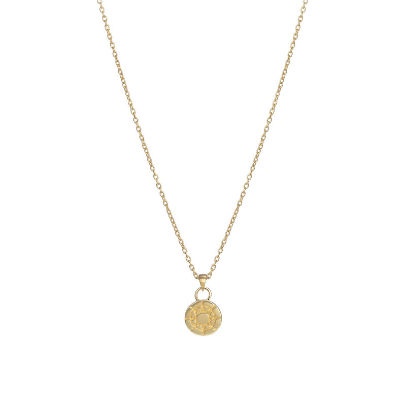 Puck-Wanderlust-Gold-Sun-Ray-Pendant-Charm-Cable-Chain