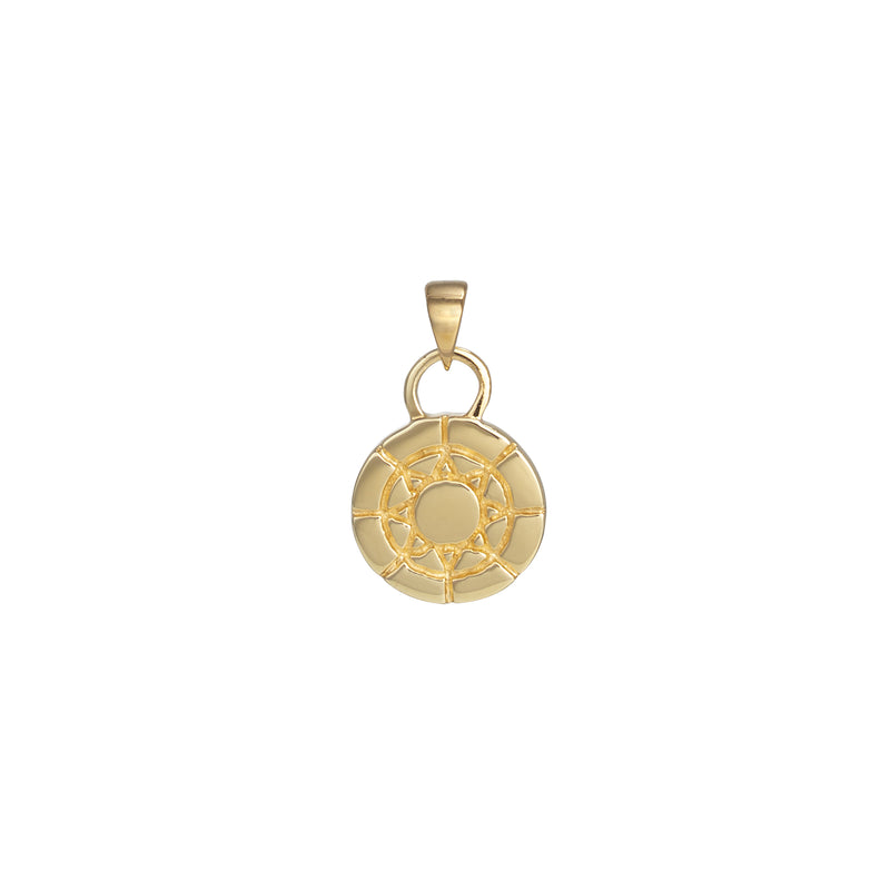 Puck-Wanderlust-Gold-Sun-Ray-Pendant-Charm-Cut-Out