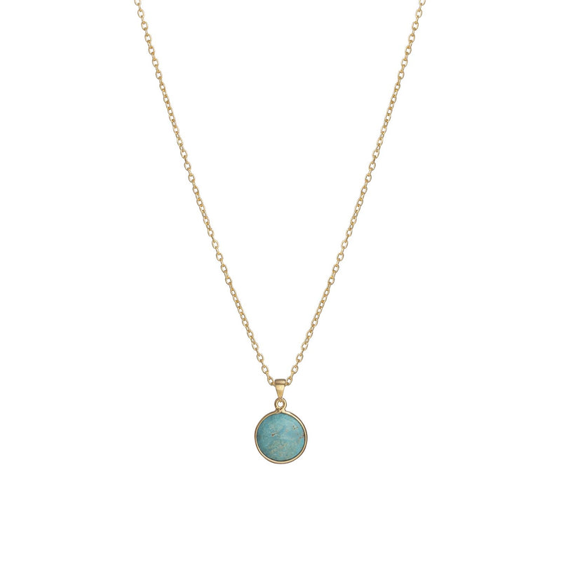 Puck-Wanderlust-Gold-Turquoise-Birthstone-Charm-Necklace-Cable-Chain
