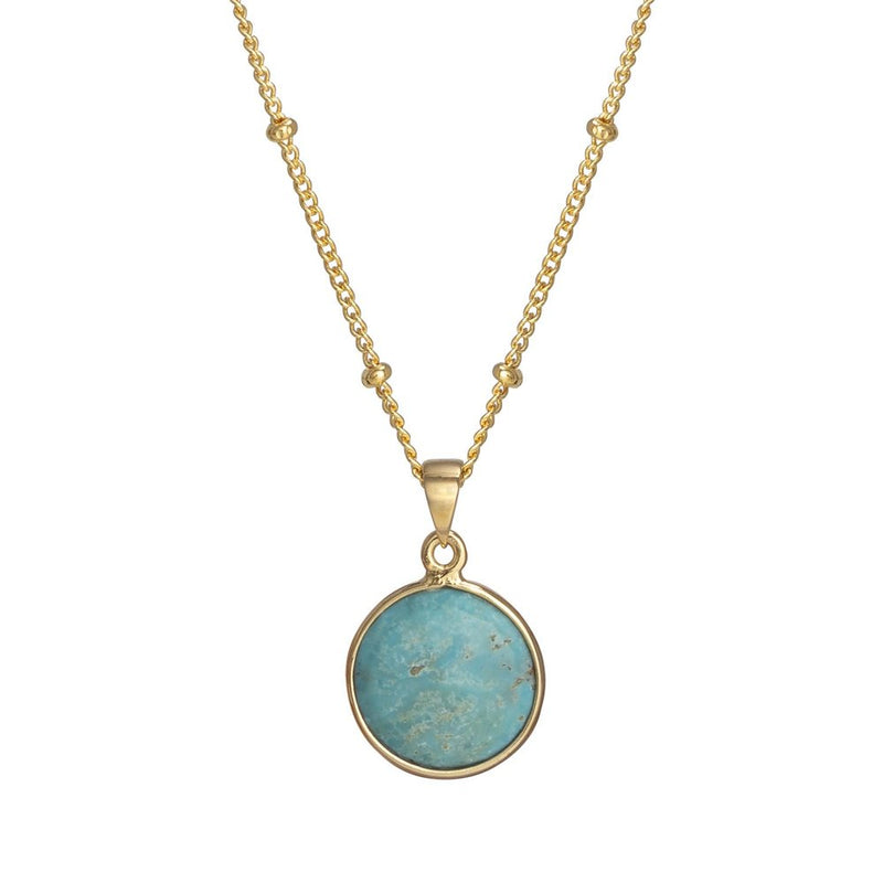 Puck-Wanderlust-Gold-Turquoise-Birthstone-Charm-Necklace-Satelite-Chain-Crop