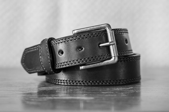 Harness Leather Belts