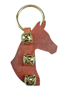 Horse Head Door Chime