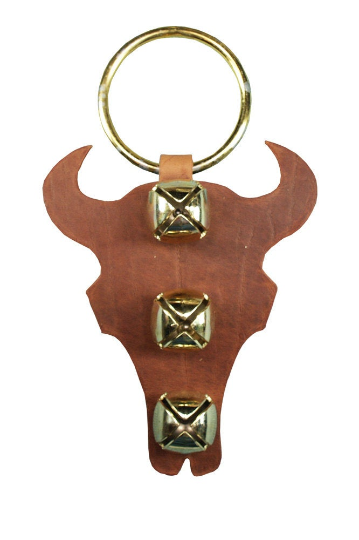 Buffalo Head Door Chime