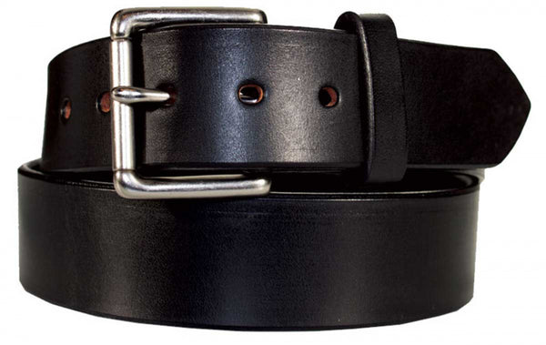 "1 1/2"" Men's CCW Heavy Duty Concealed Carry Leather Gun Belt"