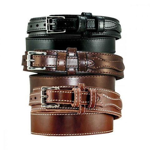 "Men's Ranger Belt - 1 1/2"" Ranger Style Oiled & Waxed Work Belt"
