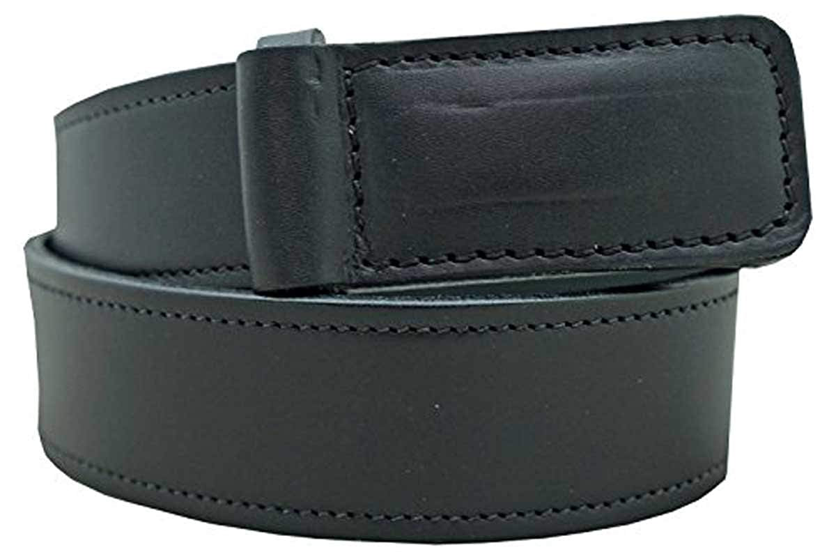 "English Bridle Leather Mechanic's Belt 1 1/2"" width"