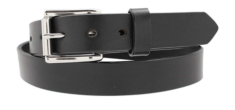 "1 1/4"" Full Grain Leather Heavy Duty Work/Casual Jean Belt"