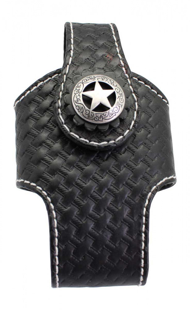 Western Vertical Cell Phone Holster