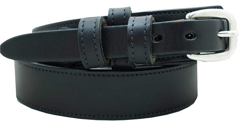 "1 1/4"" English Bridle Leather Men's Ranger Dress Belt"