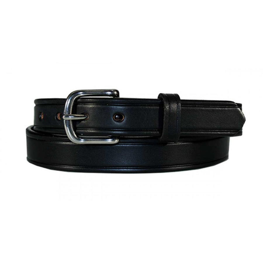 1'' Men's Leather Creased Dress Belt - YourTack