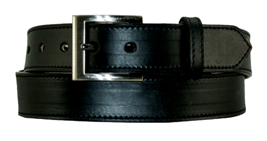 "1 1/4"" English Bridle Men's Leather Dress Belt"