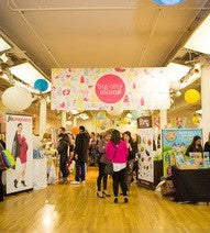 Press: Big City Moms Biggest baby shower