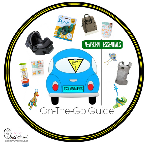 NEWBORN ESSENTIALS: ON-THE-GO-GUIDE
