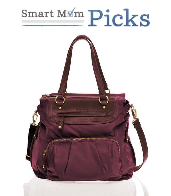Smart Mom Picks Review: TWELVElittle Creates Stylish Baby bags for Busy moms.