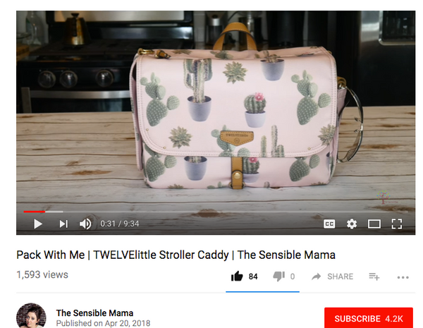 Packing Video: The Sensible Mama