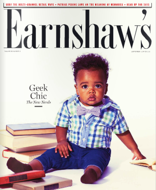 PRESS: Earnshaw's September Issue