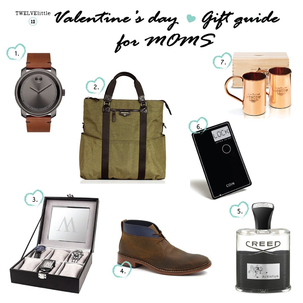 Valentine's Day Gift Guide for Dads