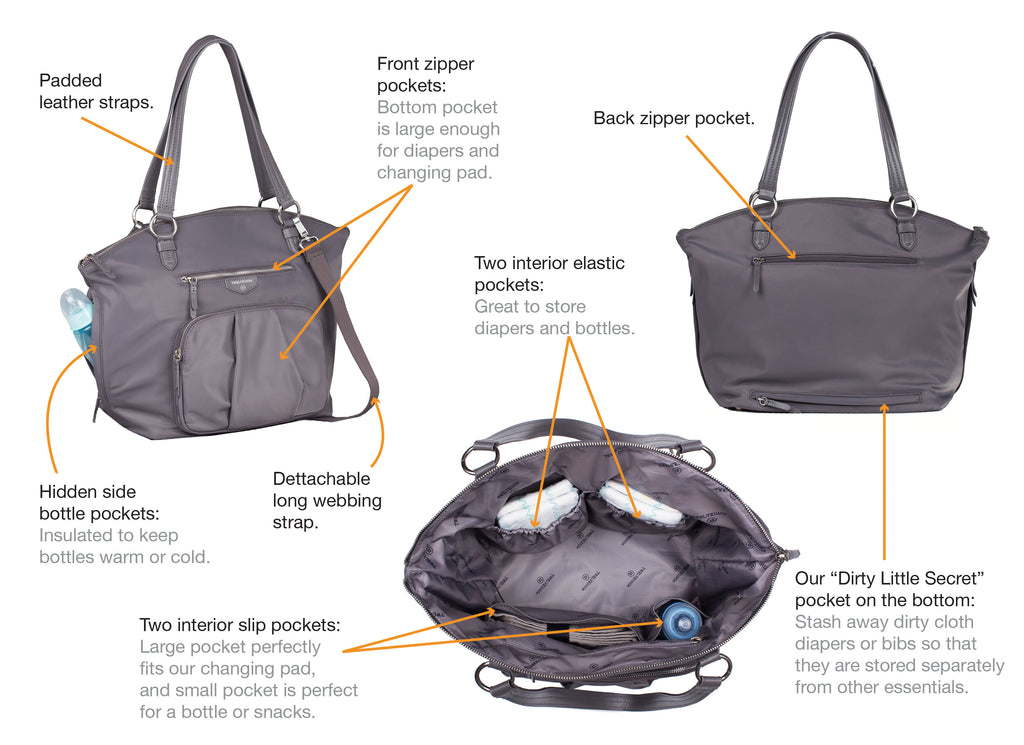 The New Allure Dome Satchel
