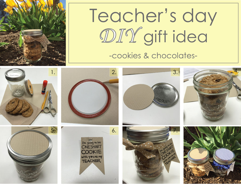 Last Minute Teacher Appreciation Day Gift Ideas