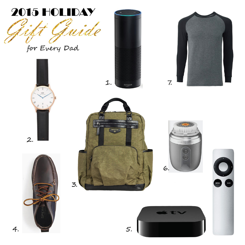2015 Holiday Gift Guide for Every Dad